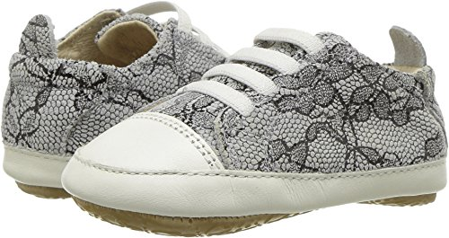 Old Soles Baby Girl's Eazy Jogger (Infant/Toddler) Lace/White 19 M - Eazy Old E