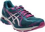Cheap ASICS Women's Gel-Flux 3 Running Shoe, Ocean Depth/White/Pink Glow, 11.5 M US