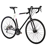 Populo Quest 16-Speed Gravel Bike, Chromoly Steel Dirt/Road Bicycle