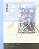 RSMeans Electrical Change Order Cost Data 2015