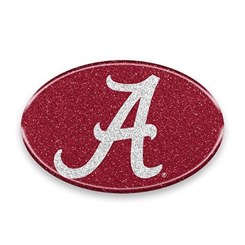 NCAA Alabama Crimson Tide Color Bling Emblem, 4