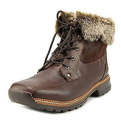 Amazon.com | Blondo Neige Women N/S Round Toe Leather