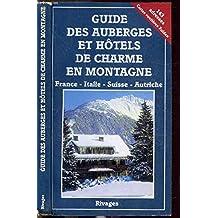 Guide auberges hôtels charme montag. 91