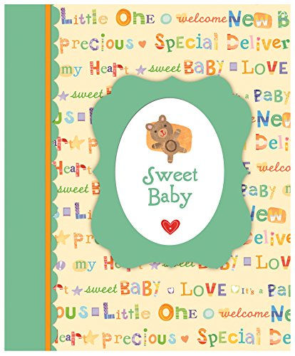 Baby's First Five Years - Keepsake Memory Book (Yellow)