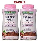 Best Hair Skin And Nails Vitamins - Natures Bounty jATbJ Hair Skin and Nails, 230 Review