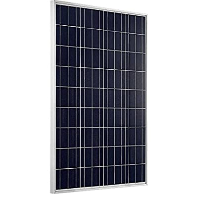 Best Cheap Deal for Giosolar 100Watt Poly Photovoltaic Solar Panel Solar Module for Home 12V Battery Charge from Giosolar - Free 2 Day Shipping Available