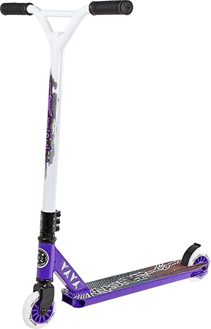 Patinete Scooter Maui and Sons Twister V2 (BLANCO - VIOLETA ...