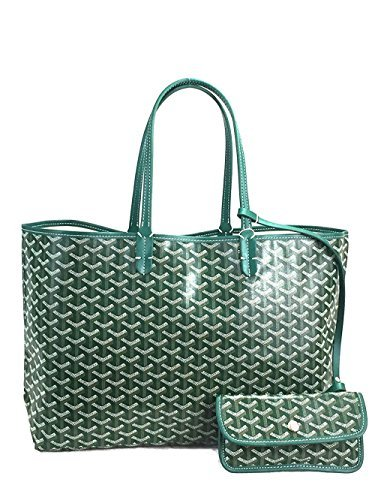 Tolera Women PU Shopping Tote Bag with Coin ()