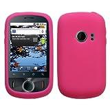 Hot Pink Gel Skin Case for T-Mobile Huawei Comet