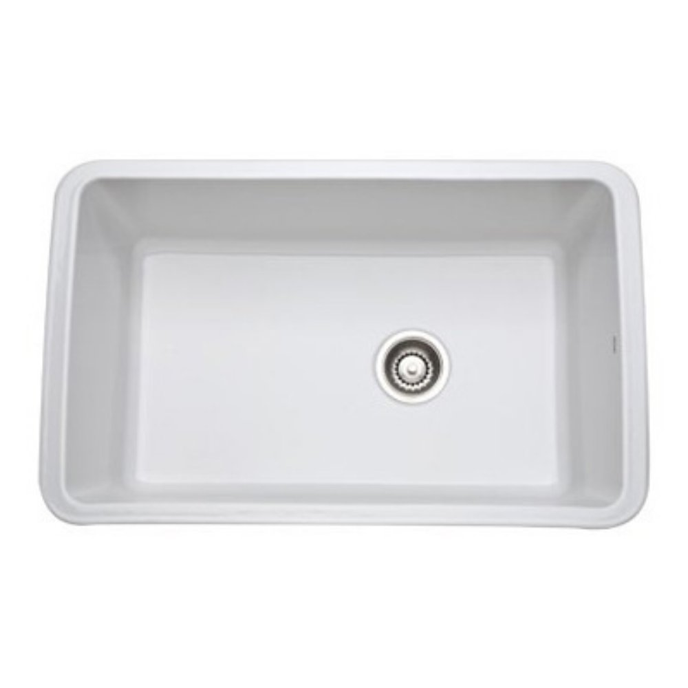 Rohl 6307-00 31-1/8-Inch by 19-5/8-Inch by 11 Inch, 31-Inch Single ...