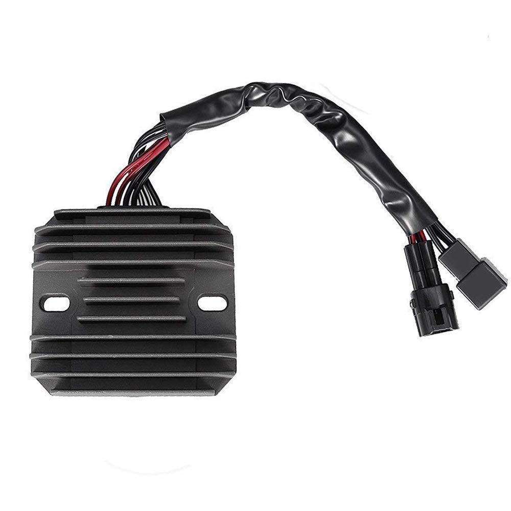 Voltage Regulator Rectifier Fits for Suzuki GSXR600 GSXR750 DL650 GSX650 GSR750 SFV650 SV650 SV1000 GSXR1000 GSF1250 for Arctic Cat 375 400 500 TRV TBX 2001-2009