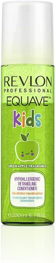 Acondicionador Desenredante para niños Equave Manzana 200 ml