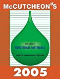 McCutcheon's Functional Materials : North American Edition, , 1933430036