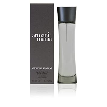Spray Ounces 4 De Toilette Giorgio Armani 3 Mania For Eau Men Nm0yv8Onw