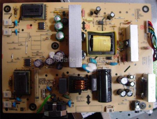 Hanns-G Hi221d Repair Kit, LCD Monitor, Capacitors, Not t...