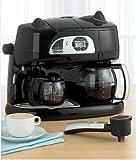 DeLonghi BCO120T Combination Coffee/Espresso Machine