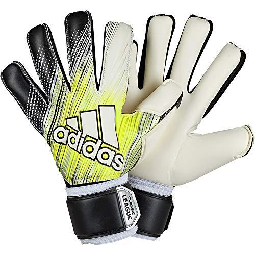 (adidas Classic League Goalkeeper Gloves Iker Casillas 1999-2019 Retro Model)