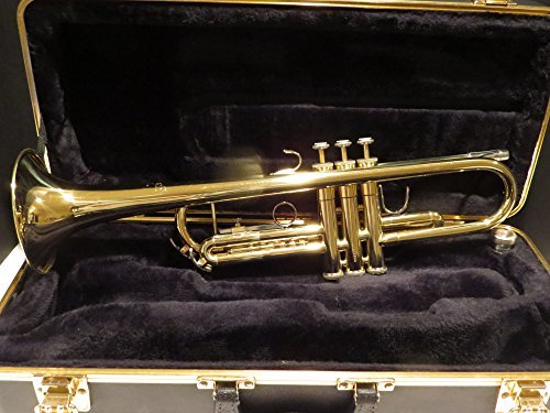 Bach TR300H2 American Student Trumpet Outfit (Lacquer) by Bach