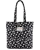 HotStyle Fashion Floral Pattern Girls Shopper Tote Shoulder Handbag