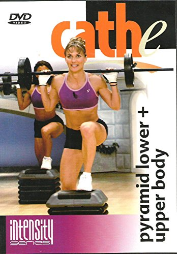 Cathe Friedrich's Intensity Series: Pyramid Upper & Pyramid Lower Body DVD