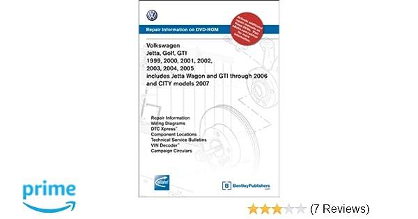 Volkswagen jetta golf gti 1999 2000 2001 2002 2003 2004 2005 volkswagen jetta golf gti 1999 2000 2001 2002 2003 2004 2005 repair manual on dvd rom windows 2000xp volkswagen of america 9780837612645 fandeluxe Images