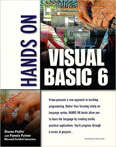 Visual Basic 6.0 Books Pdf