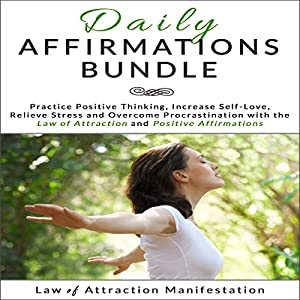 Daily Affirmations Bundle Hörbuch