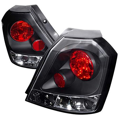 For Chevy Ls Lt Aveo Aveo5 Hatchback Black Housing Tail Lights