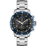 Seiko Men's 'CHRONOGRAPH' Quartz Stainless Steel Casual Watch, Color:Silver-Toned (Model: SSC637)