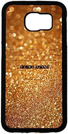 Vintage Logo Giorgio y Armani funda con tapa para Samsung Galaxy S6 Logo Giorgio y Armani Classic: Amazon.es: Electrónica