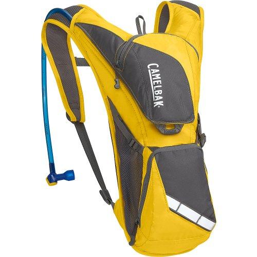 Camelbak Rogue Hydration Pack (70-Ounce/200 Cubic-Inch, CamelBak Yellow), Outdoor Stuffs