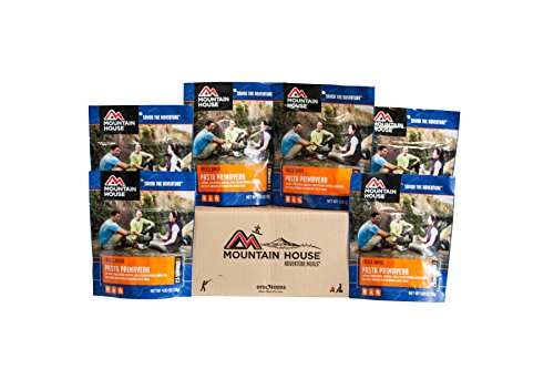 Mountain House Pasta Primavera 6-Pack (Mountain House Dehydrated Food)