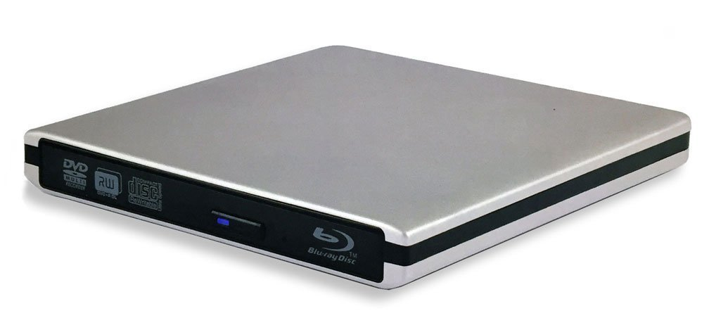 MCE Super-BluDrive, Blu-Ray Player and SuperDrive for Mac, USB 3.0, includes Mac Blu-ray Player Software!