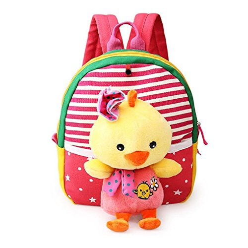 MATMO Cartoon Little Plush Backpack product image