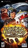 Untold Legends: The Warriors Code - Sony PSP