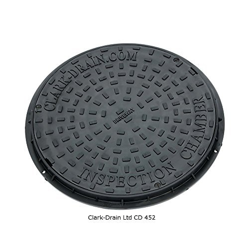 Clark Drain CD452 450mm diameter Polypropelyne