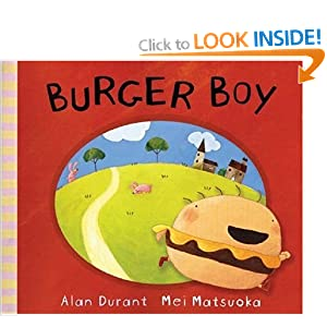 Burger Boy Alan Durant and Mei Matsuoka