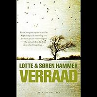 Verraad (Konrad Simonsen-reeks Book 3)