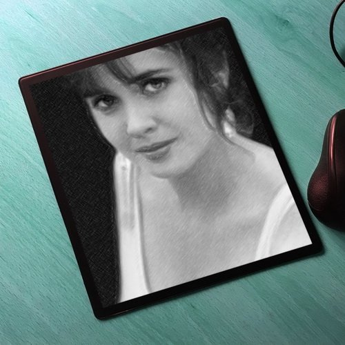 Seasons LYSETTE Anthony - Original Art Mouse Mat #js005