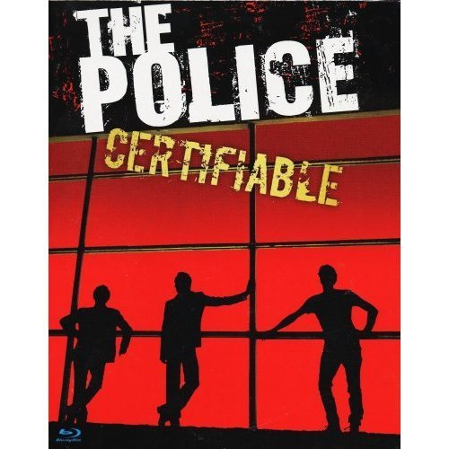 The Police - Certifiable (Plastic Case Version) [Blu-ray + 2CD]
