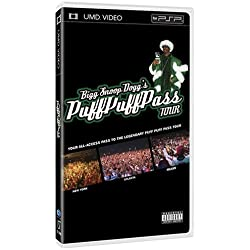 Snoop Dogg - Puff Puff Pass Tour [UMD for PSP]