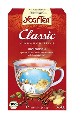 TEA de Yoga Classic Bio 37.4 G filtro bolsa: Amazon.es ...