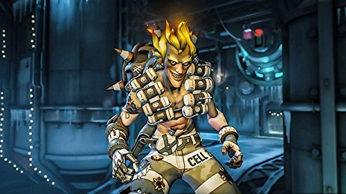 Overwatch Junkrat Poster Character/Defense Prints Wall Decor Wallpaper -  XXW Artwork