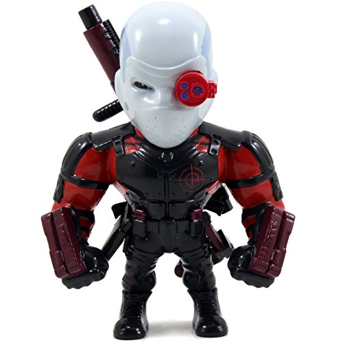 Metals Suicide Squad 4 inch Movie Figure - Deadshot (M21)