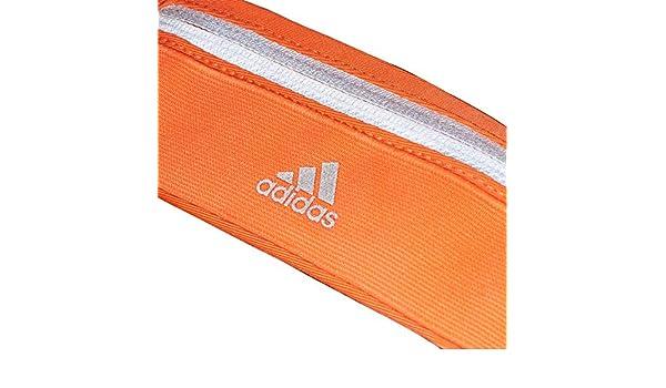 adidas Run Belt Bolsa de pequeño Bolsillos de Unisex – hireor/Black/reflec, tamaño NS: Amazon.es: Deportes y aire libre