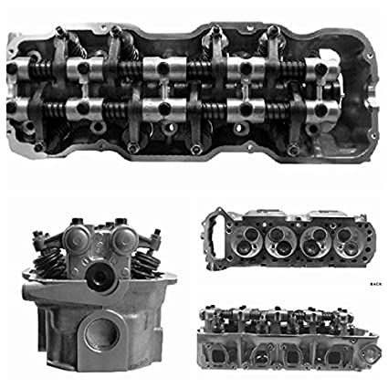 GOWE Cylinder Head Assembly for Z24 Engine Cylinder Head