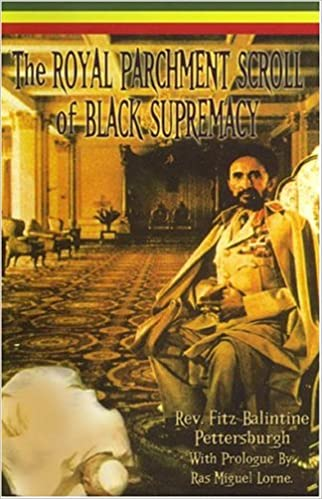 The Royal Parchment of Black Supremacy: Amazon co uk: Fitz Balintine