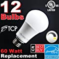 (Case of 16) GE LED Soft White A19 DIMMABLE 9.5w / 60W 2700K 60 Watt Equivalent Light Bulbs