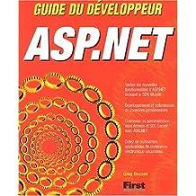 ASP.NET GUIDE DU DVELOPPEUR