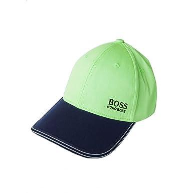 BOSS Hugo Cap 12 Gorra Béisbol/Gorra de Golf Verde - Verde/Azul Marino
